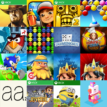 Featured games