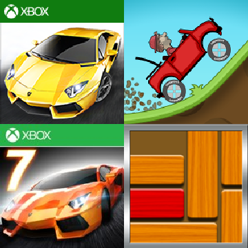 NEW GAMES AND APPS