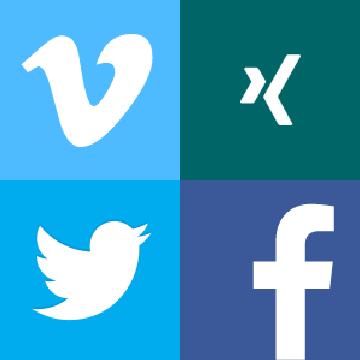 Apps for Social Media