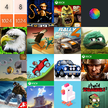 Best Games and Apps
