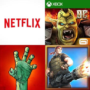 Top apps & games